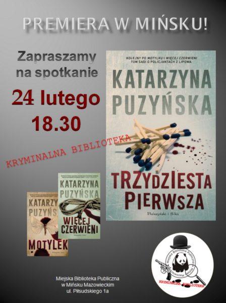 plakat na www K.Puzyńska