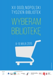 mt_ignore: plakat Tygodnia Bibliotek