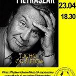 Plakat Leonard Pietraszak 8001