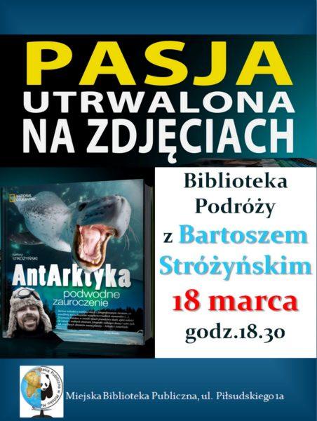 plakat Bartosz Stróżyński