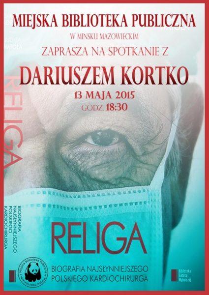 Kortko Dariusz plakat800