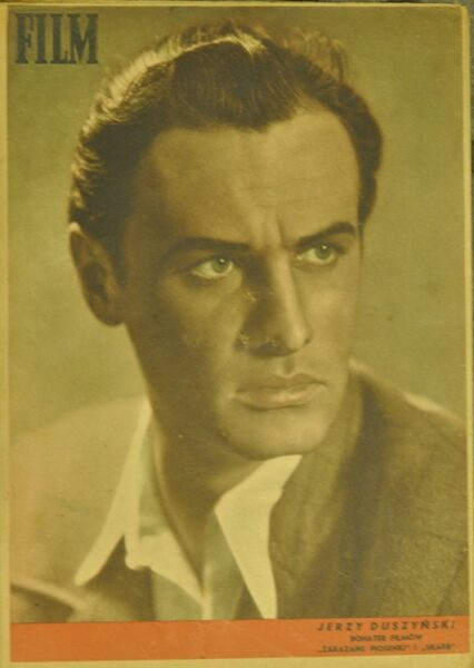 Film nr 51 Jerzy Duszyński 1948 10 15 tył