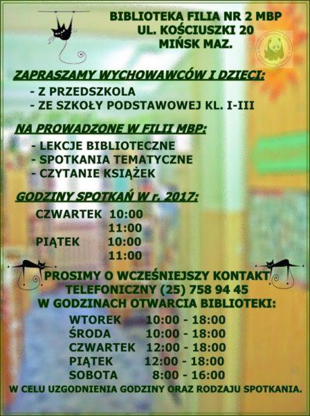 SPOTKANIA info