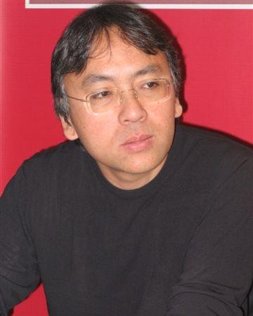 Kazuo Ishiguro by Kubik