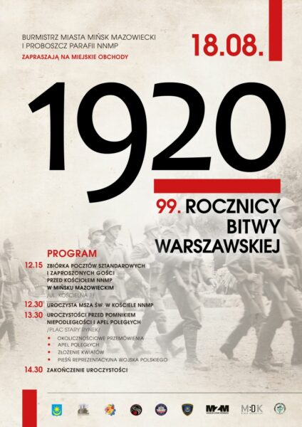 99.rocznica Bitwy Warszawskiej