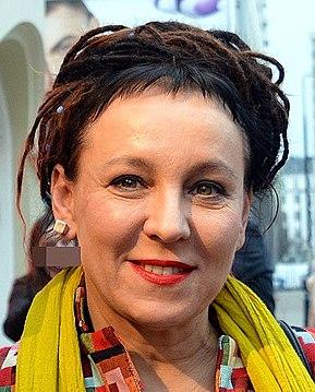 289px Olga Tokarczuk 2018