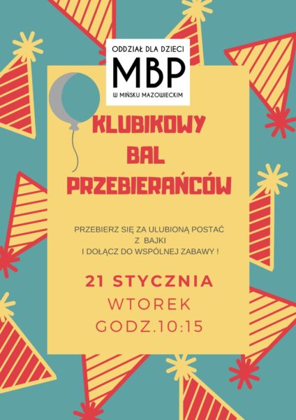 Colorful Balloons 1st Birthday Poster 1